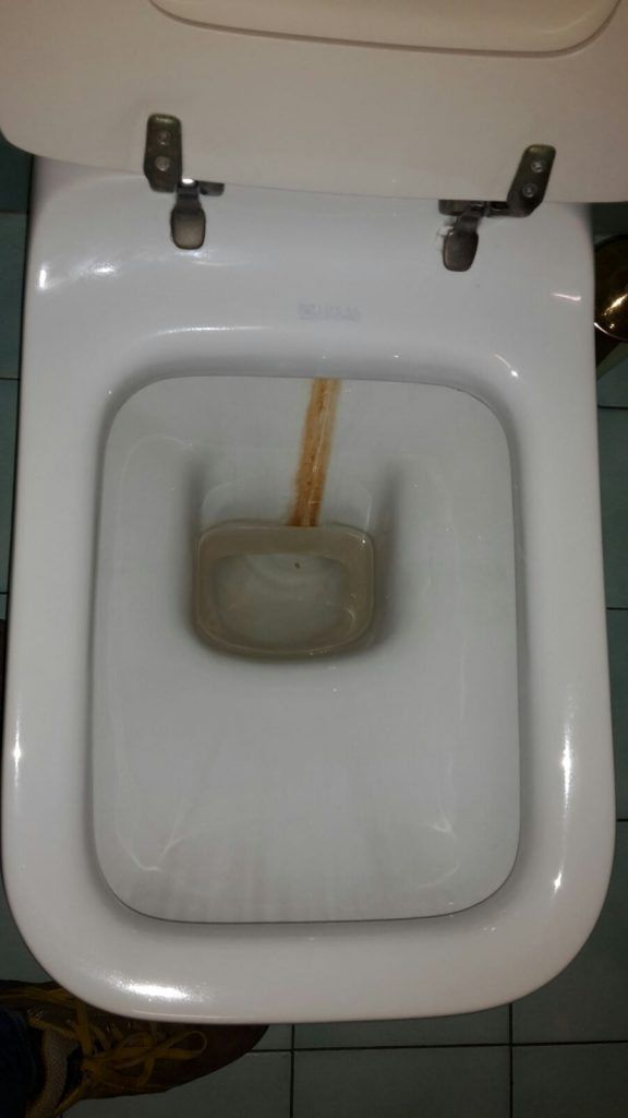 sanitari-da-pulire