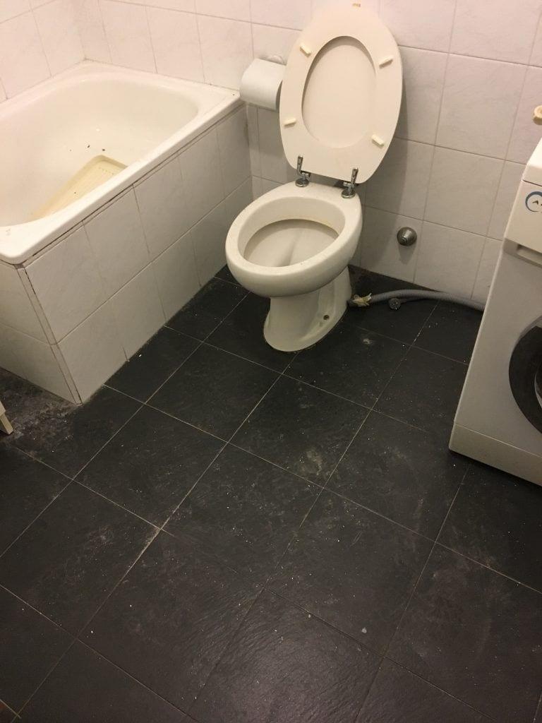 sanificazione bagni