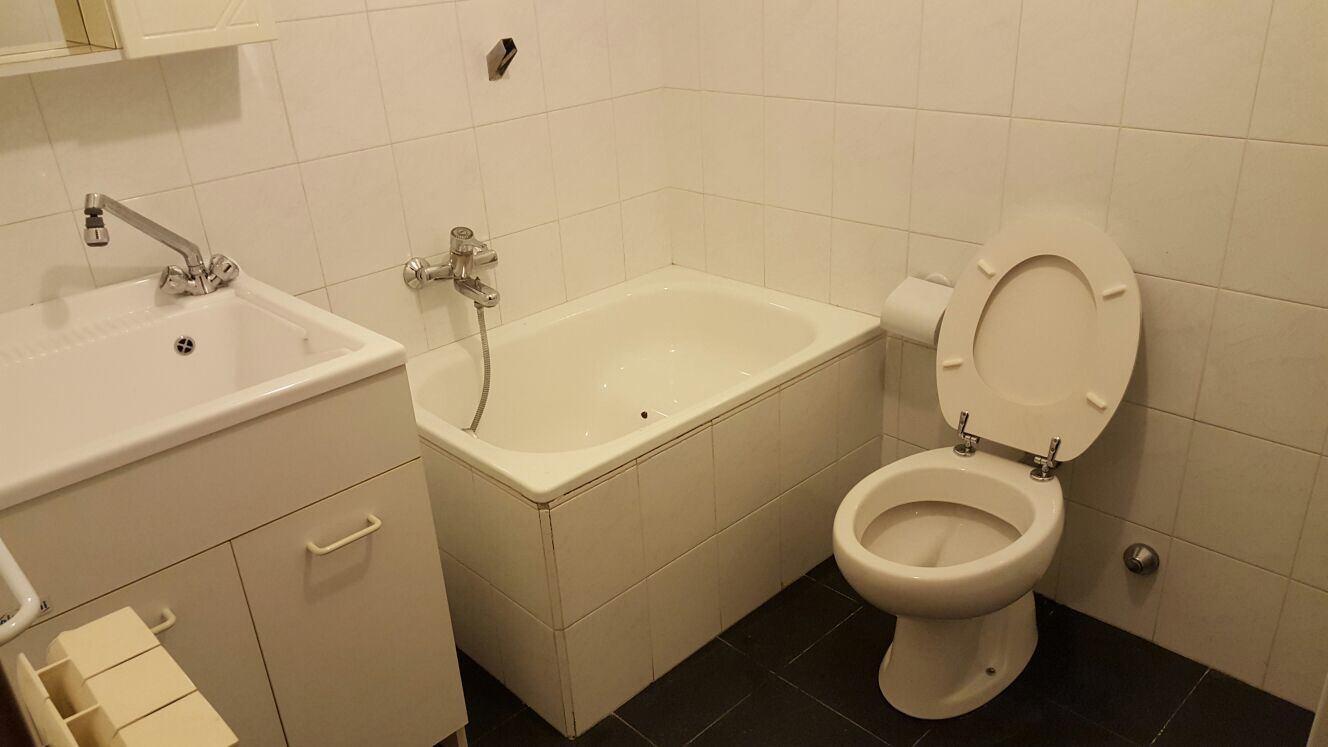 lavaggio bagno