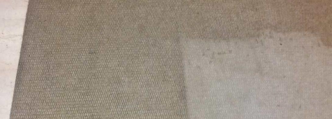 Lavaggio tappeto condominiale a Monza
